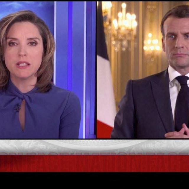 Francuski predsjednik ovoga je vikenda gostovao u emisiji Face the Nation američke TV postaje CBS