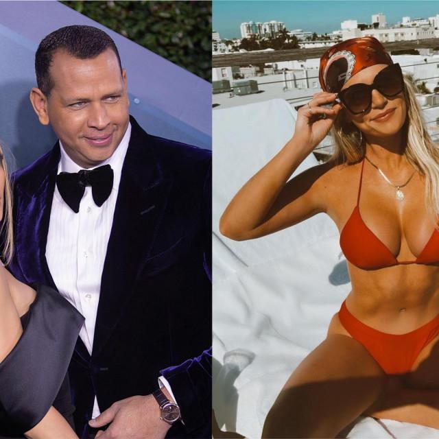 Jennifer Lopez i Alex Rodriguez, Madison LeCroy