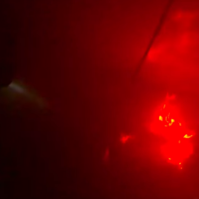 Gašenje požara u podzemnoj garaži