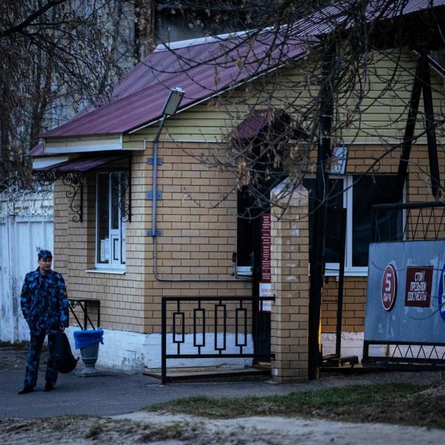 Zatvorski kompleks u koji je prebačen Aleksej Navaljni