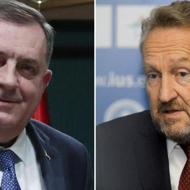 Milorad Dodik i Bakir Izetbegović
