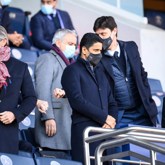 Gazda PSG-a Nasser Al-Khelaifi