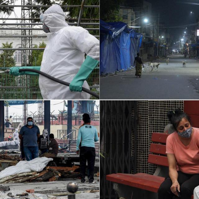 Dramatična situacija u Indiji