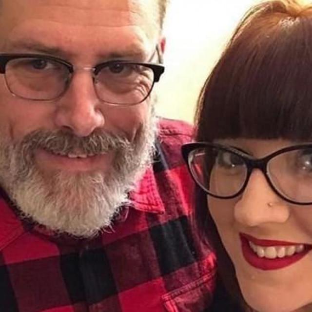 Jeff i Erica Danielle Quiggle