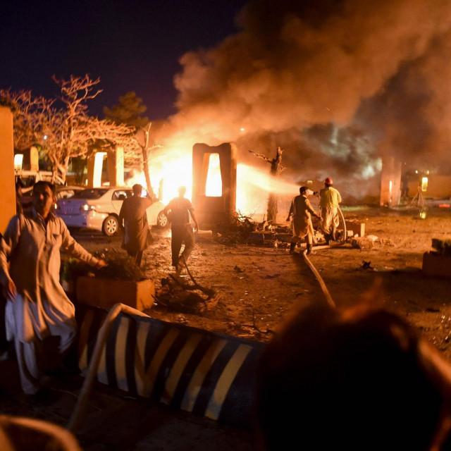 Eksplozija u Pakistanu