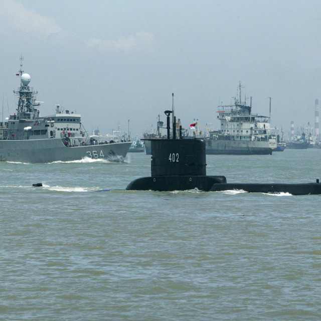 Indonezijska podmornica KRI Nanggala