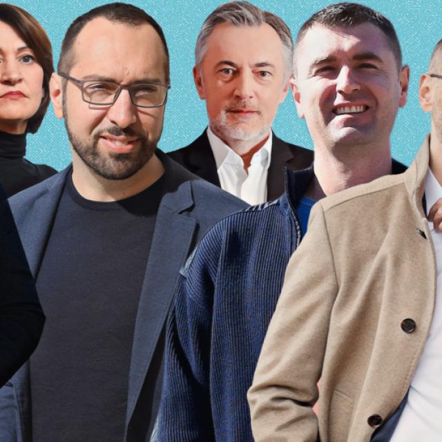 Vesna Škare Ožbolt, Jelena Pavičić Vukičević, Tomislav Tomašević, Miroslav Škoro, Davor Filipović, Joško Klisović i Zvonimir Troskot