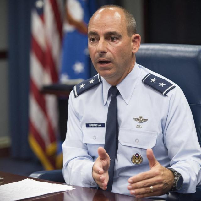 General Jeffrey Harrigian