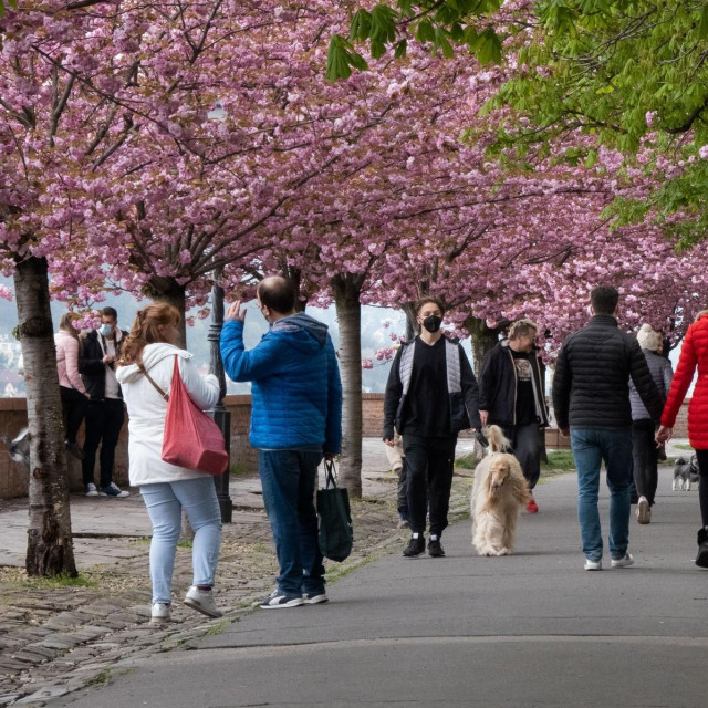 Prizor iz Budimpešte