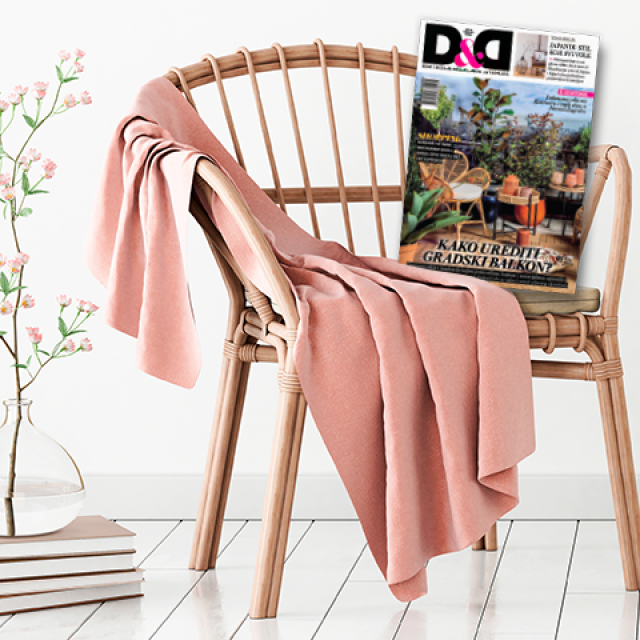 Novi broj magazina Dom i dizajn