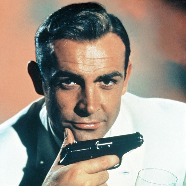 "Sean Connery kao 007 u filmu ""James Bond: Dr. No"" (1962)"