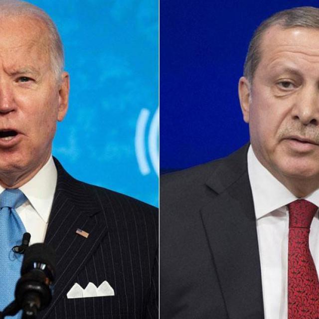 Joe Biden i Erdogan
