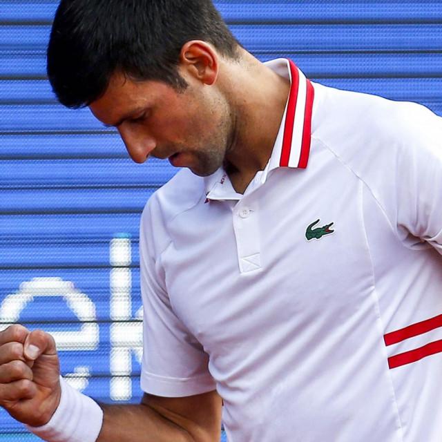 Novak Đoković trenutačno igra na turniru u Beogradu