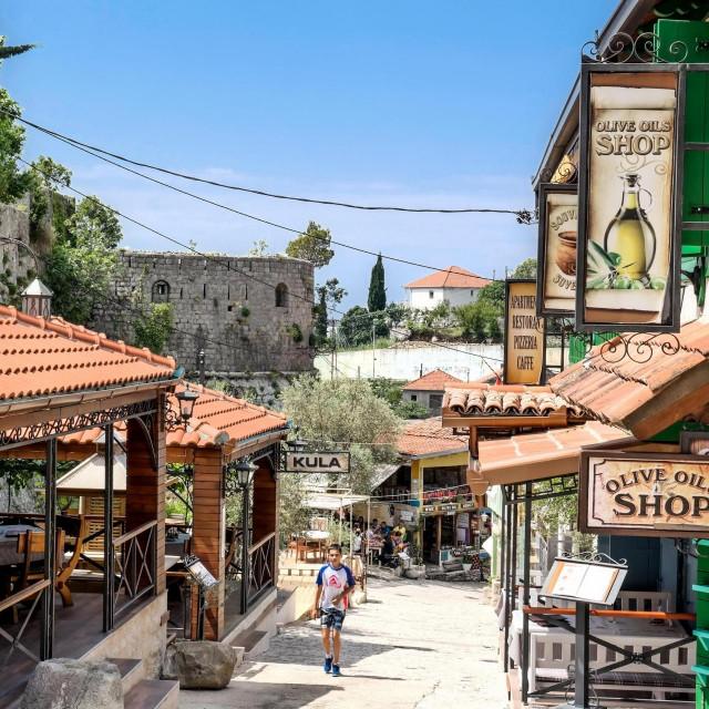 Grad Bar u Crnoj Gori
