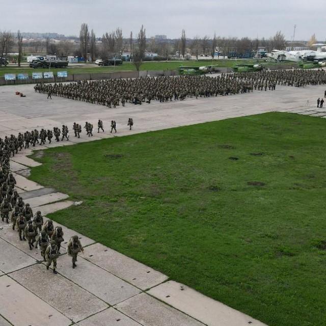 Ruska vojska, arhivska fotografija