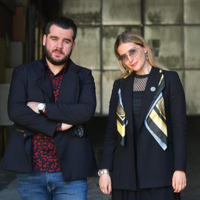 Armin Omerović i Amra Hadžihafizbegović