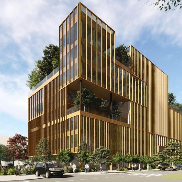 Nova zgrada Hrvatske lutrije