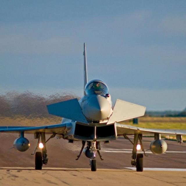 Eurofighter Typhoon, ilustracija