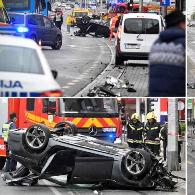 Nesreća u Dubravi