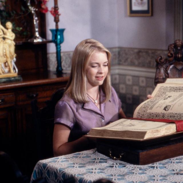 Melissa Joan Hart u TV seriji 'Sabrina, mala vještica'