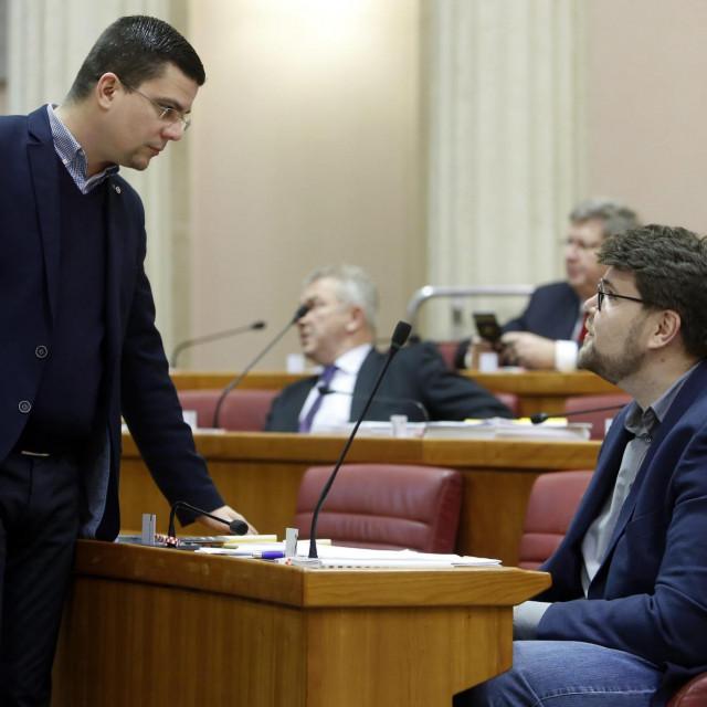 Domagoj Hajduković, Peđa Grbin