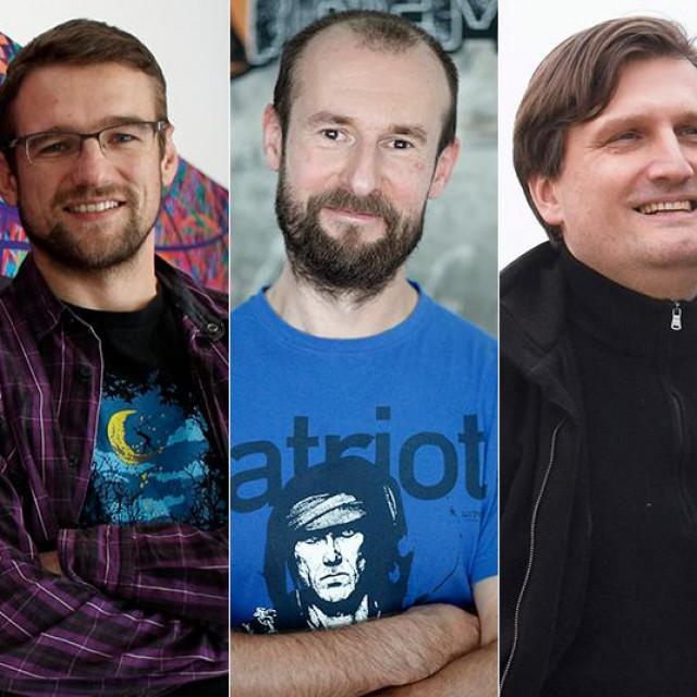 Joško Lokas; Natko Beck; Tomislav Pongrac; Saša Cvetojević; Asim Ugljen