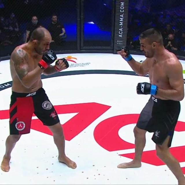 Carlos Eduardo vs. Goran Reljić