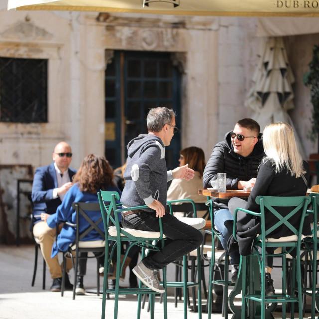 Terase kafića