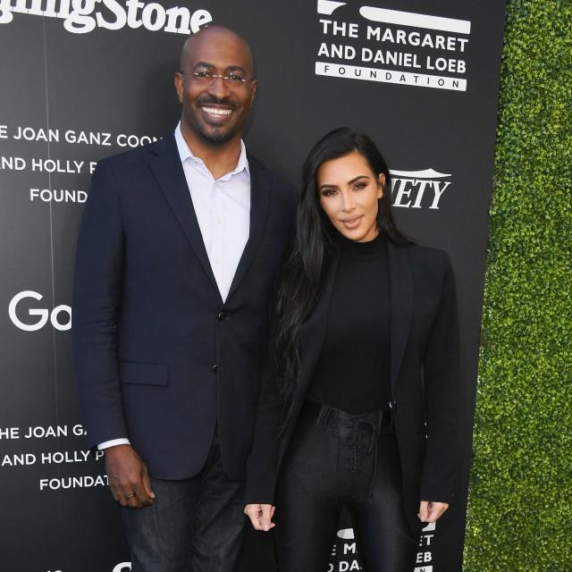 Van Jones i Kim Kardashian