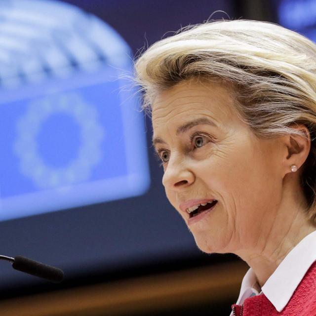 """""""Prva sam žena u povijesti na čelu EU, pa sam smatrala da će me se tako i dočekati u Ankari. No, to se nije dogodilo"""" zaključila je von der Leyen"""