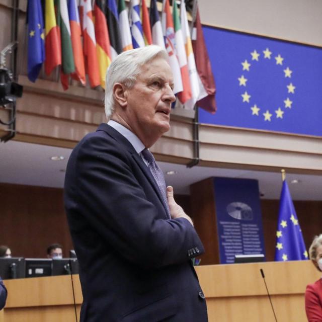 """Europski dužnosnici ponovno su naglasili kako je referendum o Brexitu bio """"povijesna greška"""""""