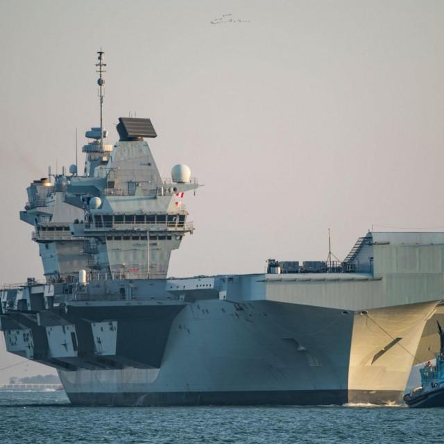Britanci na Pacifik šalju golemu flotu: 'Pokazat ćemo moć!' K_10882197_640
