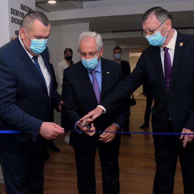 Ary Graca, Aleksandar Boričić i Ante Baković