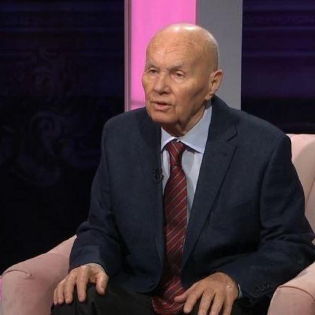 Vladimir Findak,dugogodišnji predsjednik Hrvatskog saveza sportske rekreacije