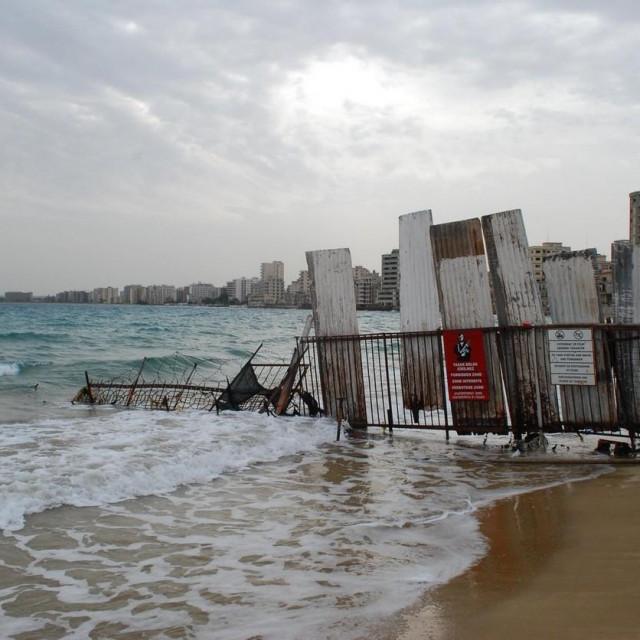 Prizor s Cipra, zona Famagusta