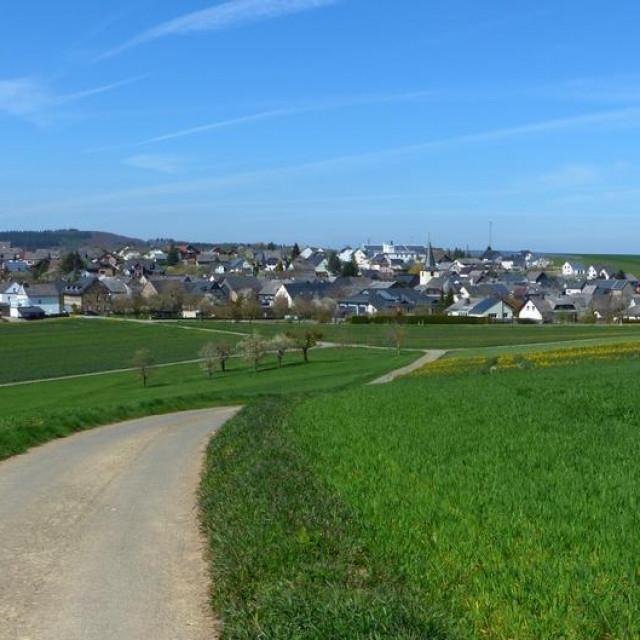 Selo Lieg u Njemačkoj