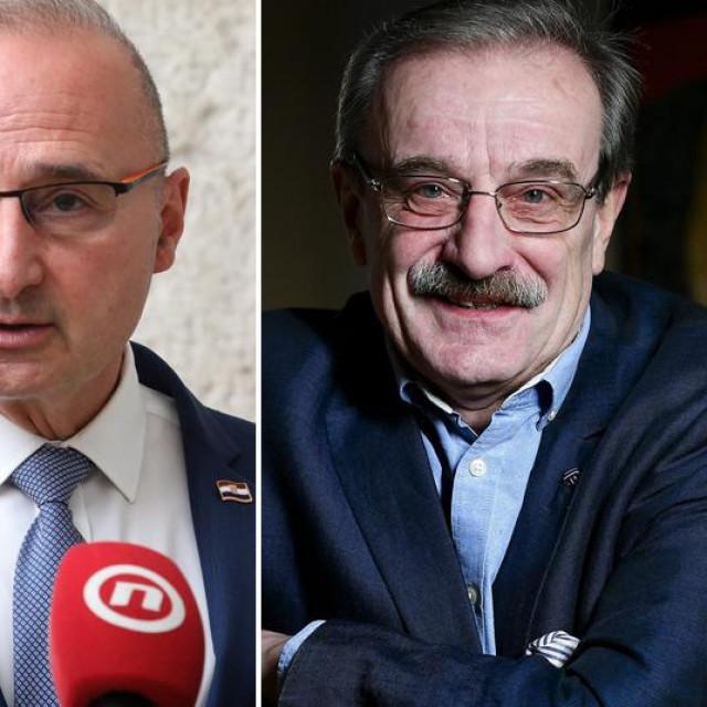 Tomislav Žigmanov, Goran Grlić Radman i Hido Bišćević