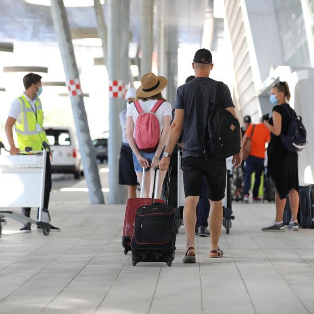 Zračna luka Dubrovnik; ilustracija