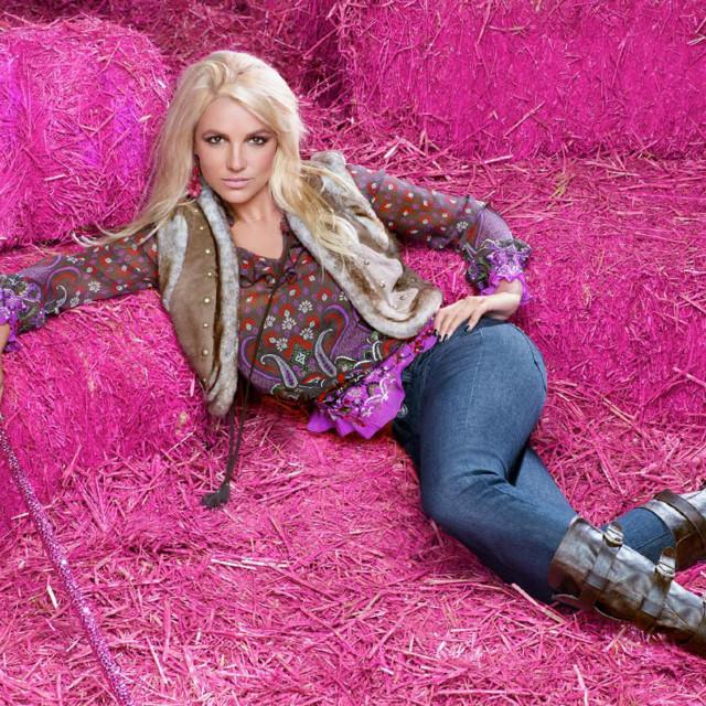 Britney Spears, 2009.