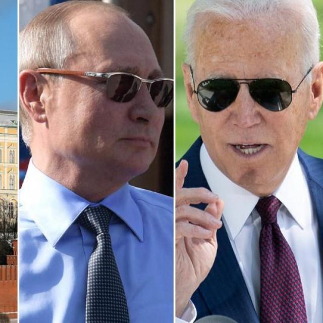 Kremlj, Vladimir Putin, Joe Biden, Bijela kuća