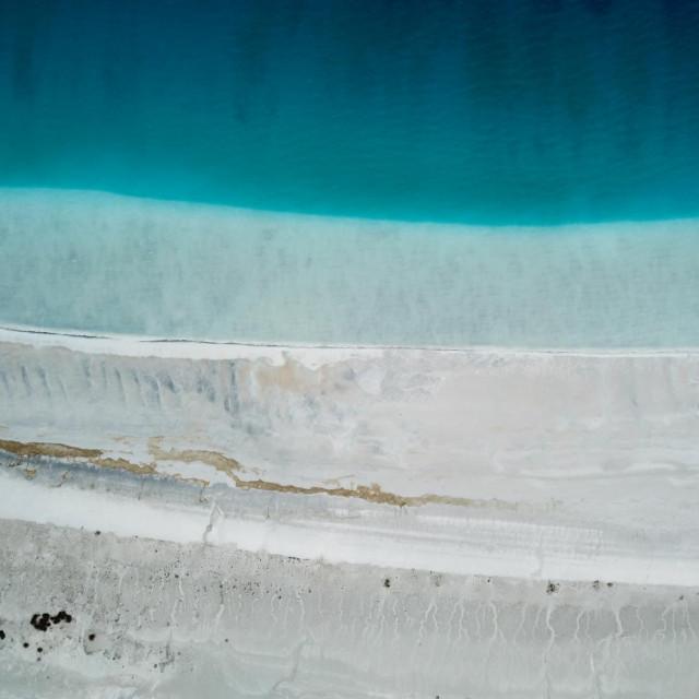Jezero Salda istražuje NASA zbog velikih sličnosti s Marsovim kraterom