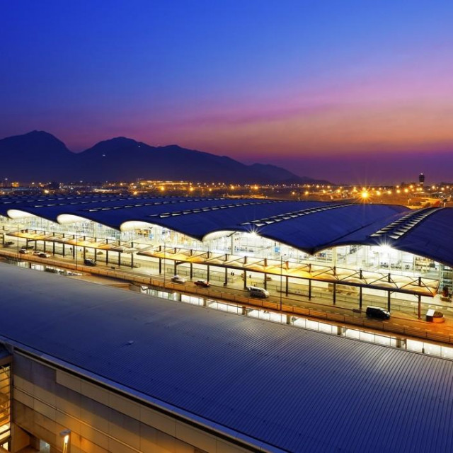 Zračna luka u Hong Kongu