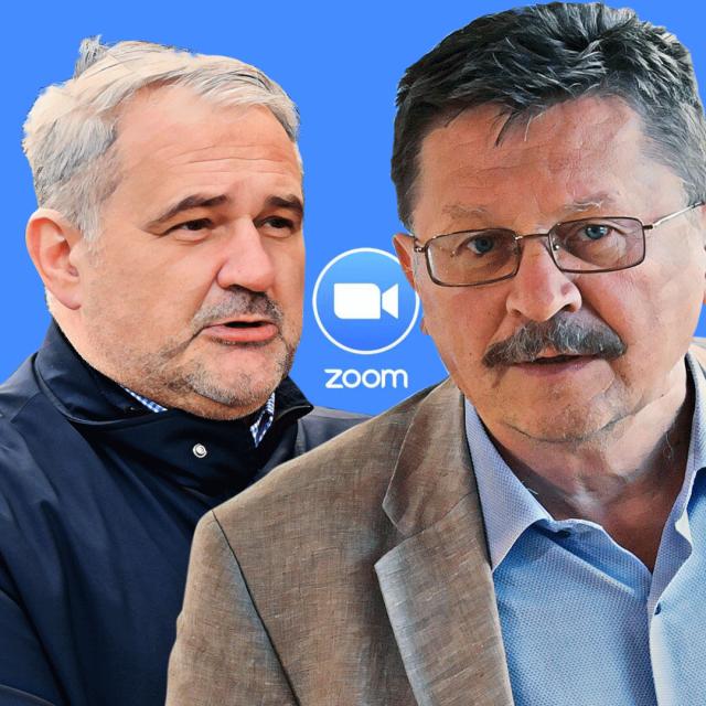 Davor Majetić i Vilim Ribić članovi su odbora suočenog s optužbama za rasipnost