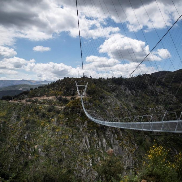 Arouca Bridge