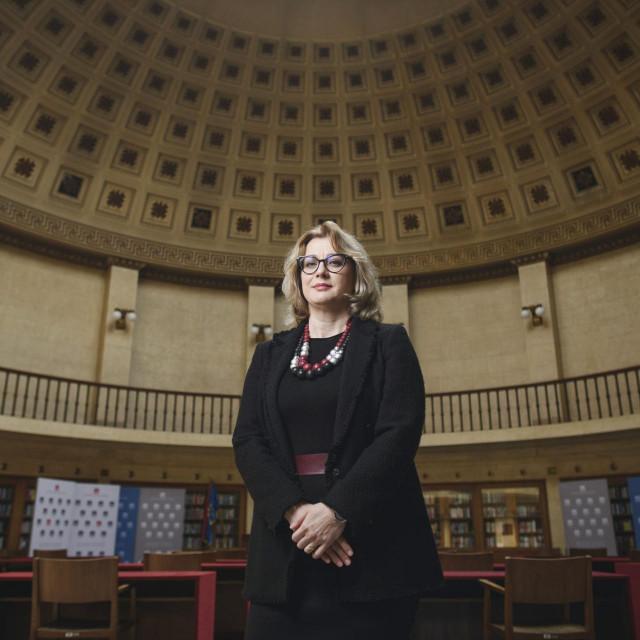 Martina Drvar, viceguvernerka HNB-a
