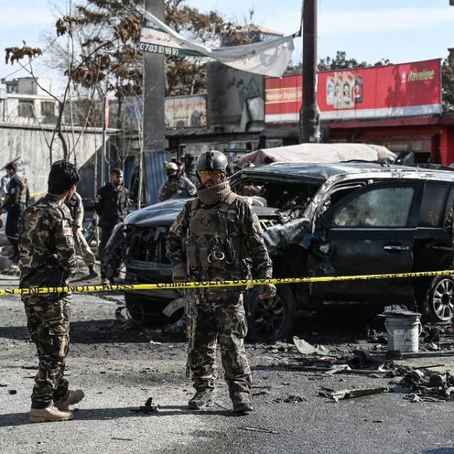 Američki vojnici u Kabulu