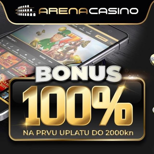 Arena Casino Promo