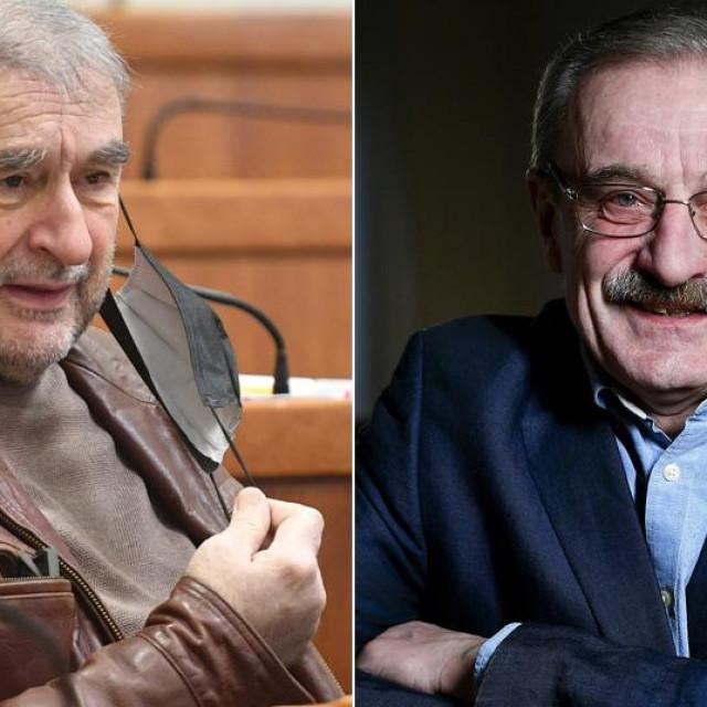 Ante Prkačin i Hidajet Biščević