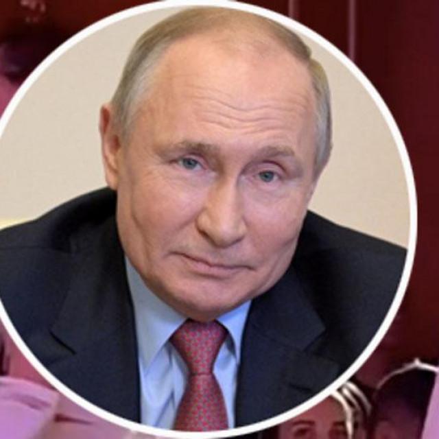 Vladimir Putin iLuiza Rozova
