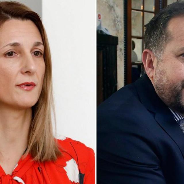 Tamara Perko i Tomislav Vuić